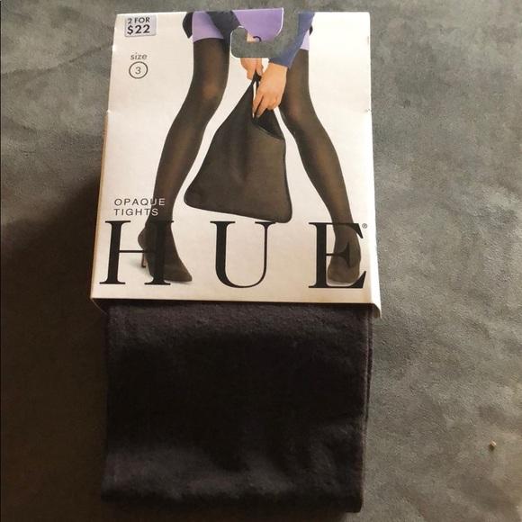 HUE Accessories - Hue tights new color espresso